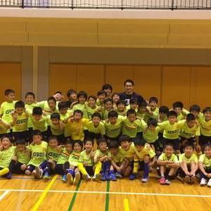 【広告】かけっこ教室+サッカー教室 参加費無料!!