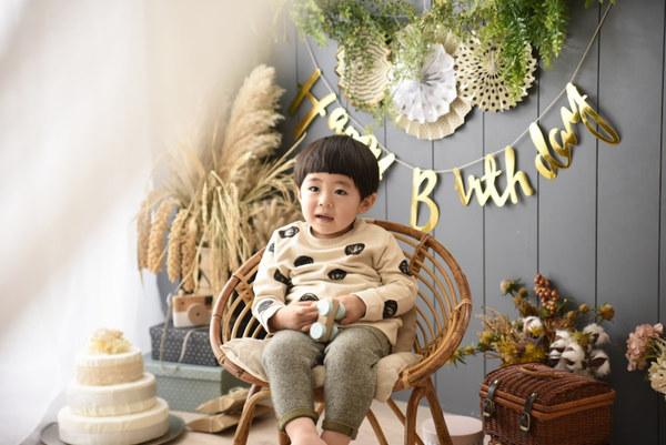 3月15日(日)miniファミリー撮影受付中★バースデーフォト あと3組募集中!