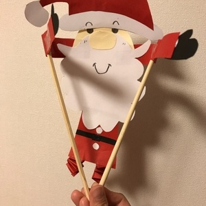 府中親子カフェでクリスマスリトミック♪12月8日(火)、16日(水)開催♪