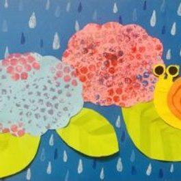 5月19日(水)kotokuru育児サークル「梅雨を楽しもう」